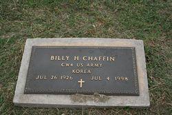 Billy H. Chaffin