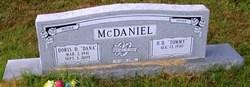 Doris D. DANA McDaniel