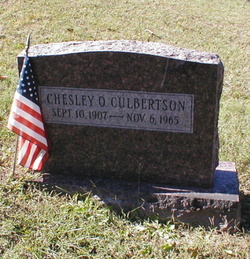 Chesley O. Culbertson