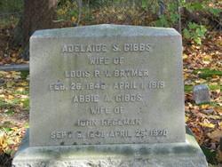 Adelaide S. <i>Gibbs</i> Brymer