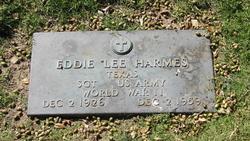 Eddie Lee Harmes