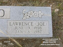 Lawrence Joe Boyd