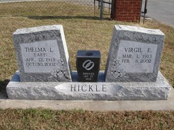 Thelma L. <i>Earp</i> Hickle