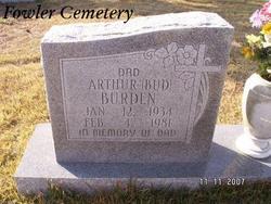 Arthur Burden