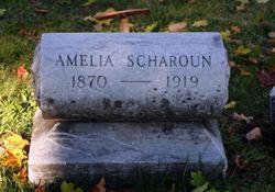 Amelia <i>Spear</i> Scharoun
