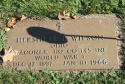 Hersheal B. Wilson