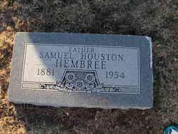 Samuel Houston Hembree