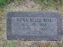 Nora Belle <i>Chaffin</i> Bise