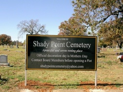 Shady Point Cemetery