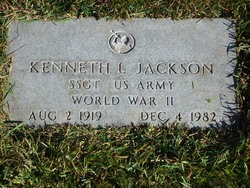 Kenneth Lovell Jackson
