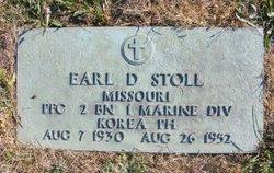 PFC Earl Daniel Stoll