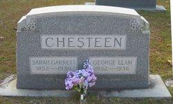 George Elam Chesteen