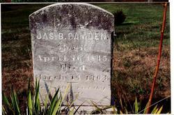 Pvt James Bailey Camden