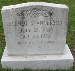 Alonzo Bascum Anderson
