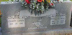 Garry Lynn BURKE