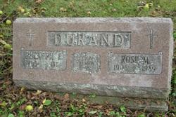 Rose Marie <i>Maney</i> Durand