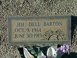 Joe Dell Barton