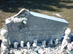 Robert Greg Robbie Lowrance, Jr