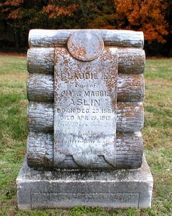 Claudie E. Aslin