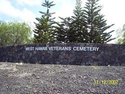 West Hawaii Veterans Cemetery