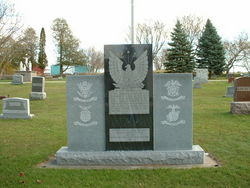 Stephenson Township Cemetery