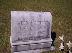Webb Bartow Hooten