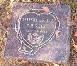 Brianna Lucille Van Sickel