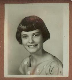 Geraldine Lee <i>Stockdale</i> Herbert Ray