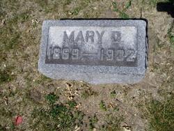 Mary D. <i>Mylenbusch</i> Freise