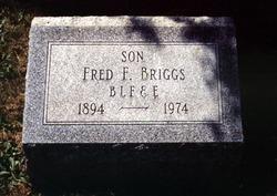 Frederick F. Briggs