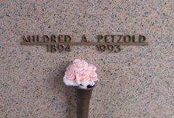 Mildred Amelia Petzold