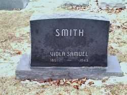 Viola <i>Samuel</i> Smith