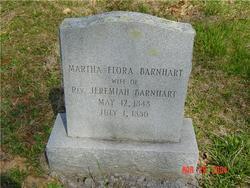 Martha <i>Flora</i> Barnhart