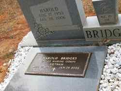 Corp Harold Bridges