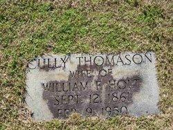 Cully Thomason Holt