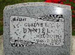 Gladys Evelyn <i>Givens</i> Daniel