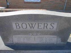 Cordie L. <i>Clinard</i> Bowers