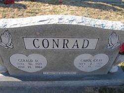 Carol <i>Gray</i> Conrad