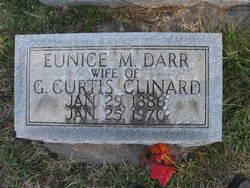 Eunice Mozelle <i>Darr</i> Clinard