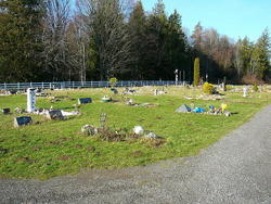Lummi Cemetery