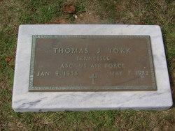 Thomas Jefferson York