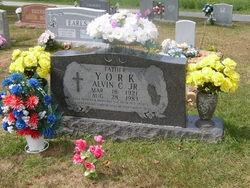Alvin Cullum York, Jr