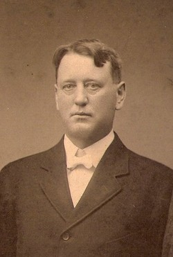 Rev William Henry Rowe