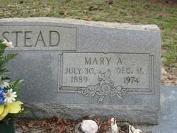 Mary Agnes <i>Kinsinger</i> Custead