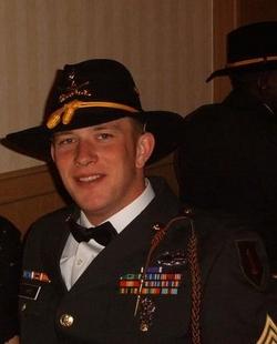 Sgt Adrian Edward Hike