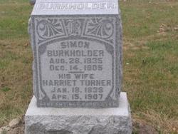 Simon Burkholder