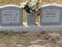 Mary Blanton Appling
