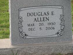 Douglas Elaine Allen