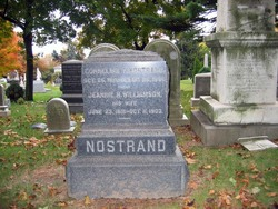 Jeannie Hassert <i>Williamson</i> Nostrand