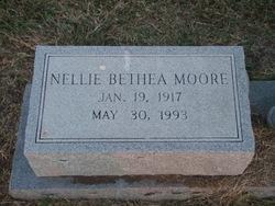 Nellie <i>Bethea</i> Moore